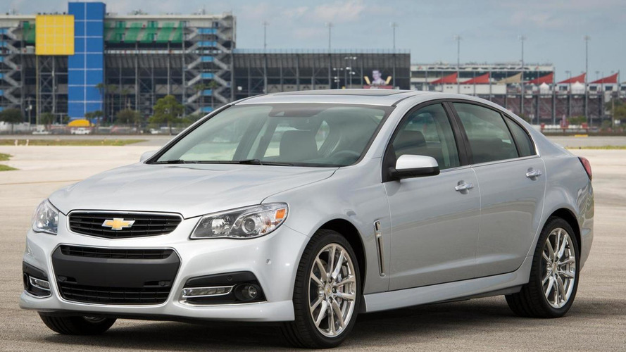 Chevrolet SS not getting a successor after all?