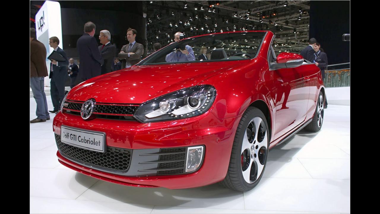 VW Golf GTI Cabriolet