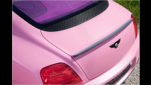 IAA: Pink Bentley
