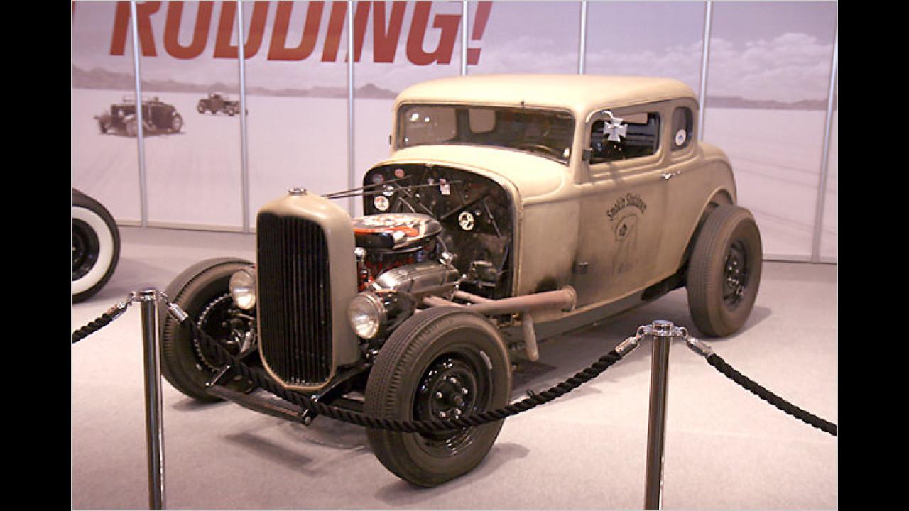1932 Ford 5-Window Coupé ,High Boy
