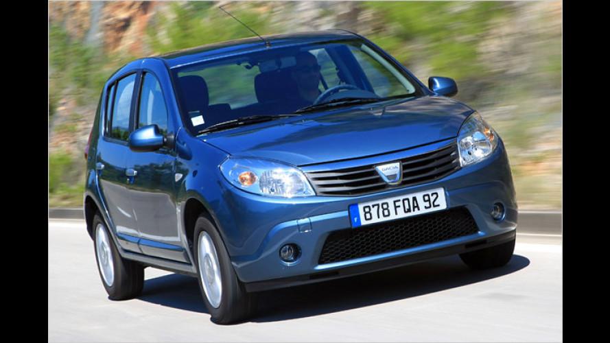 Dacia senkt die Preise: Einstieg jetzt ab 6.990 Euro