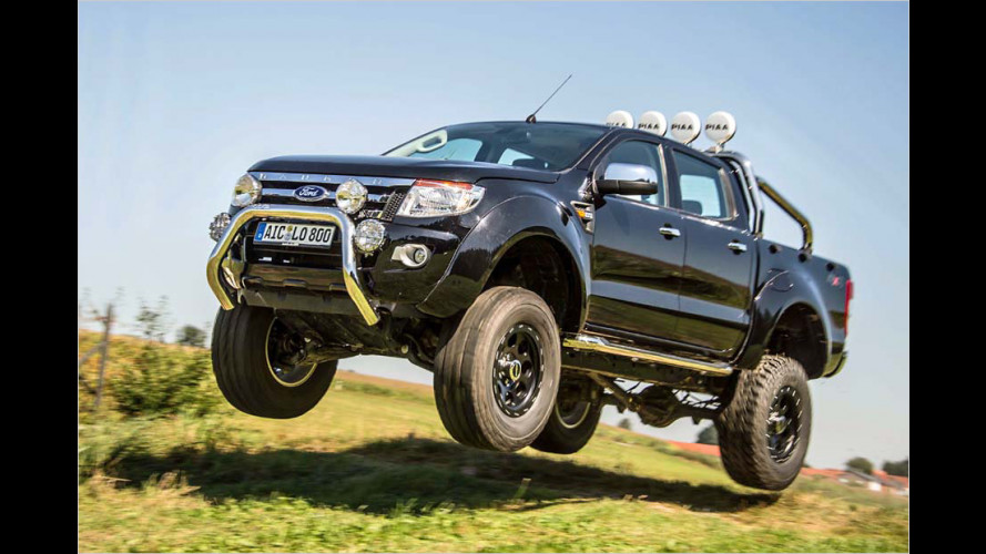 Delta 4x4: Das Pick-up-Monster