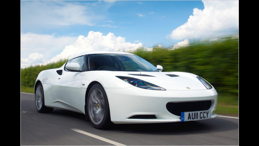 Body Beats: Lotus Evora IPS im Test