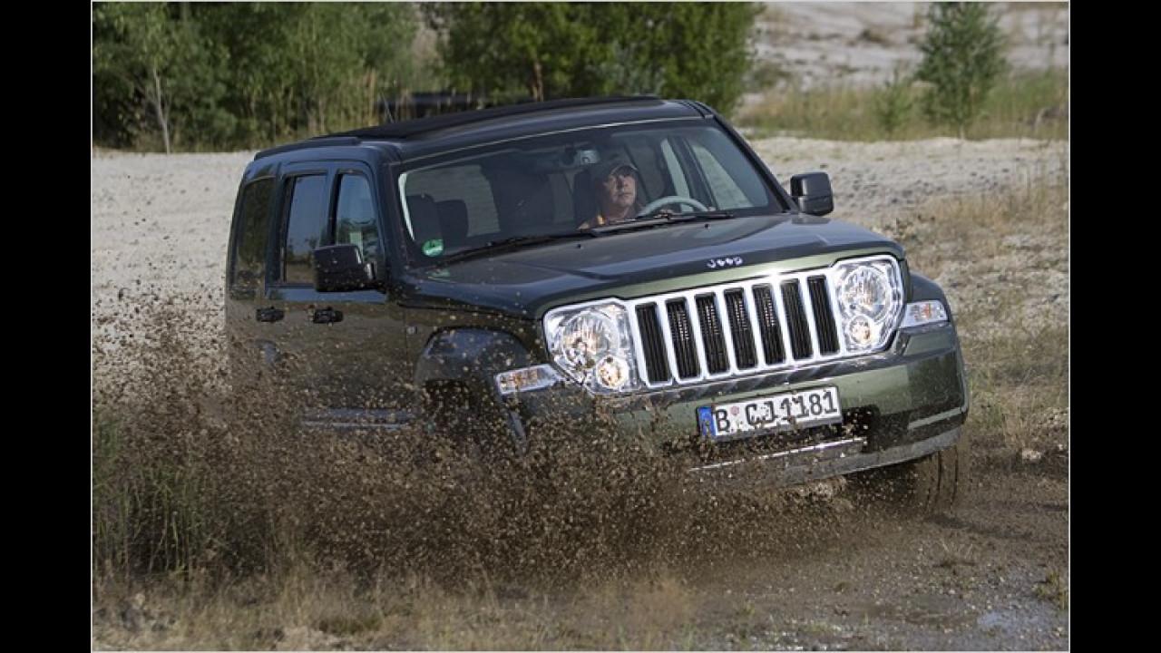 Neuer Jeep Cherokee