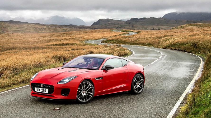 Yeni nesil Jaguar F-Type elektriklenecek
