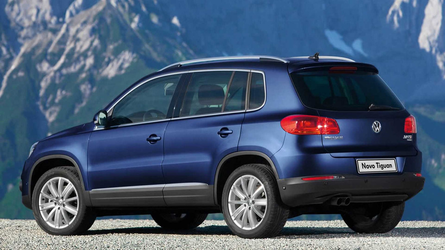 VW Tiguan 2012