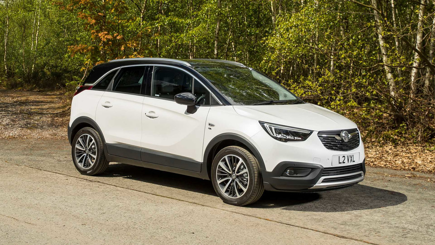 Vauxhall's Crossland X On Sale – Full Details