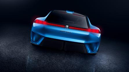 Un nouveau concept Peugeot au Mondial de Paris !