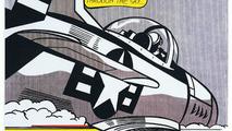 Porsche Pop Art Roy Lichtenstein