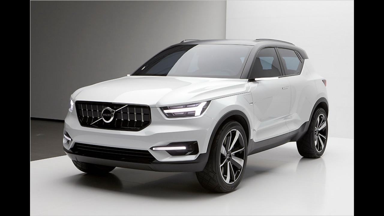 Volvo Concept 40.1 (2016)