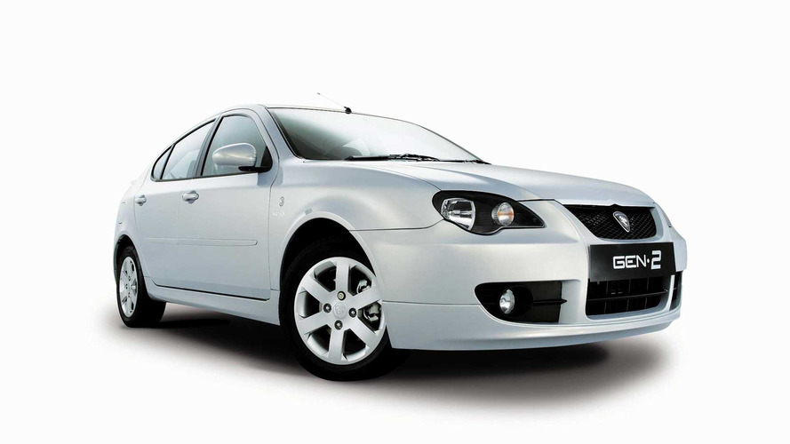 Geely Buys Struggling Proton And Lotus
