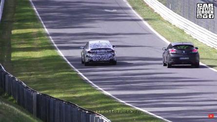 VIDÉO - La Mégane R.S. plus performante que la nouvelle Audi S7 ?