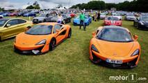 McLaren 650S at 2017 Goodwood Festival of Speed