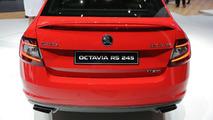 Skoda Octavia RS 245 2017
