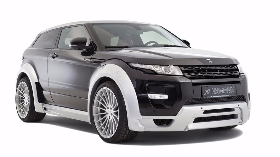 Range Rover widebody