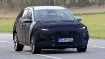 Hyundai Kona Photos espion sur le Nurburgring