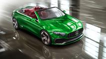 Mercedes A-Serisi Cabriolet tasarım yorumu