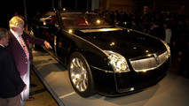 2001 Lincoln MK9 concept