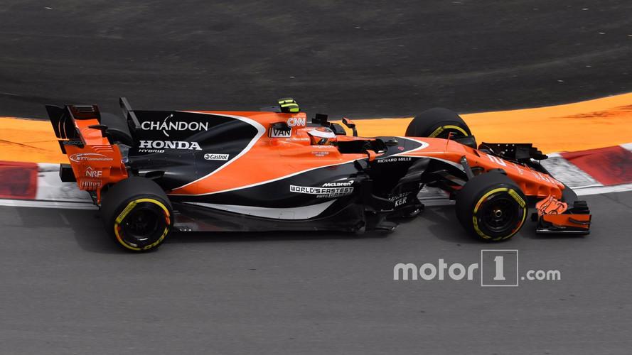 Honda Says F1 Engine Approaching