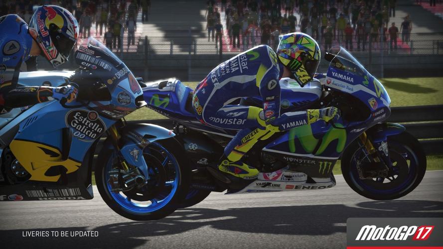 Así es el nuevo videojuego MotoGP 17, plagado de novedades y disponible el próximo verano