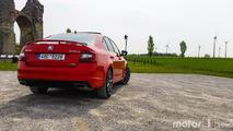 Essai Skoda Octavia RS
