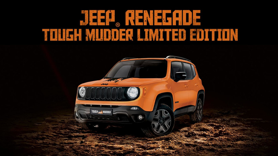 Jeep Renegade estreia série Tough Mudder, limitada a 100 unidades
