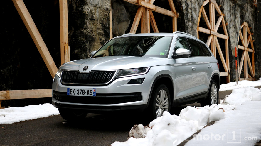 road trip skoda kodiaq photos. Black Bedroom Furniture Sets. Home Design Ideas