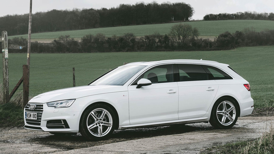 2017 Audi A4 Avant Review