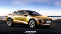 Audi Q9 rendering