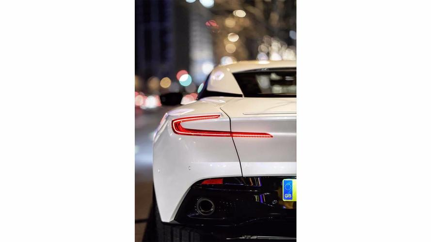 2017 Aston Martn DB11 V8