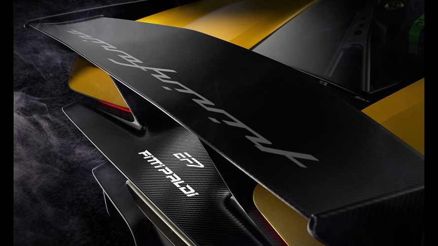 Fittipaldi EF7 shows huge carbon rear wing in latest teaser