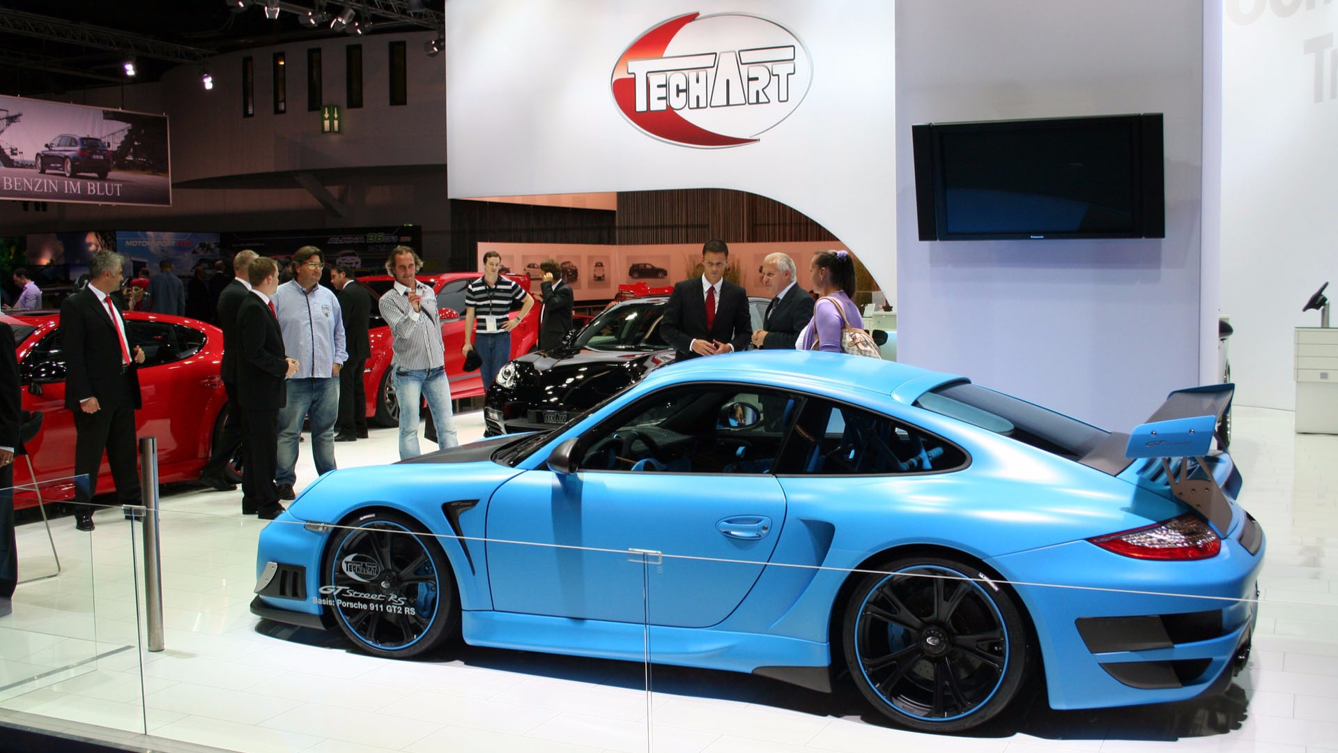 techart-30th-anniversary Remarkable Techart Porsche 911 Gt2 Gtstreet Rs Cars Trend