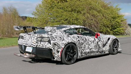 These Weird Exhausts Help Tame the Corvette ZR1's Roar