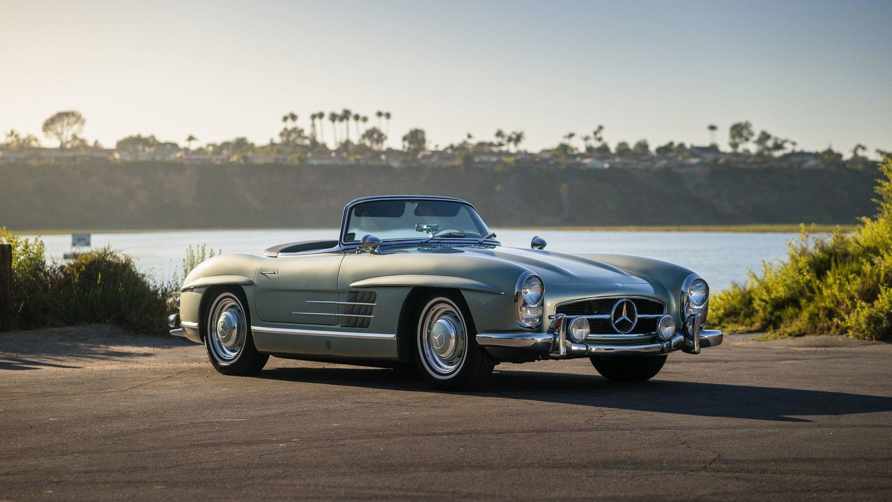1960 mercedes benz 300 sl roadster photos for Mercedes benz 300