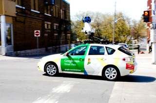 Google Fined Over Cleavage on Street View