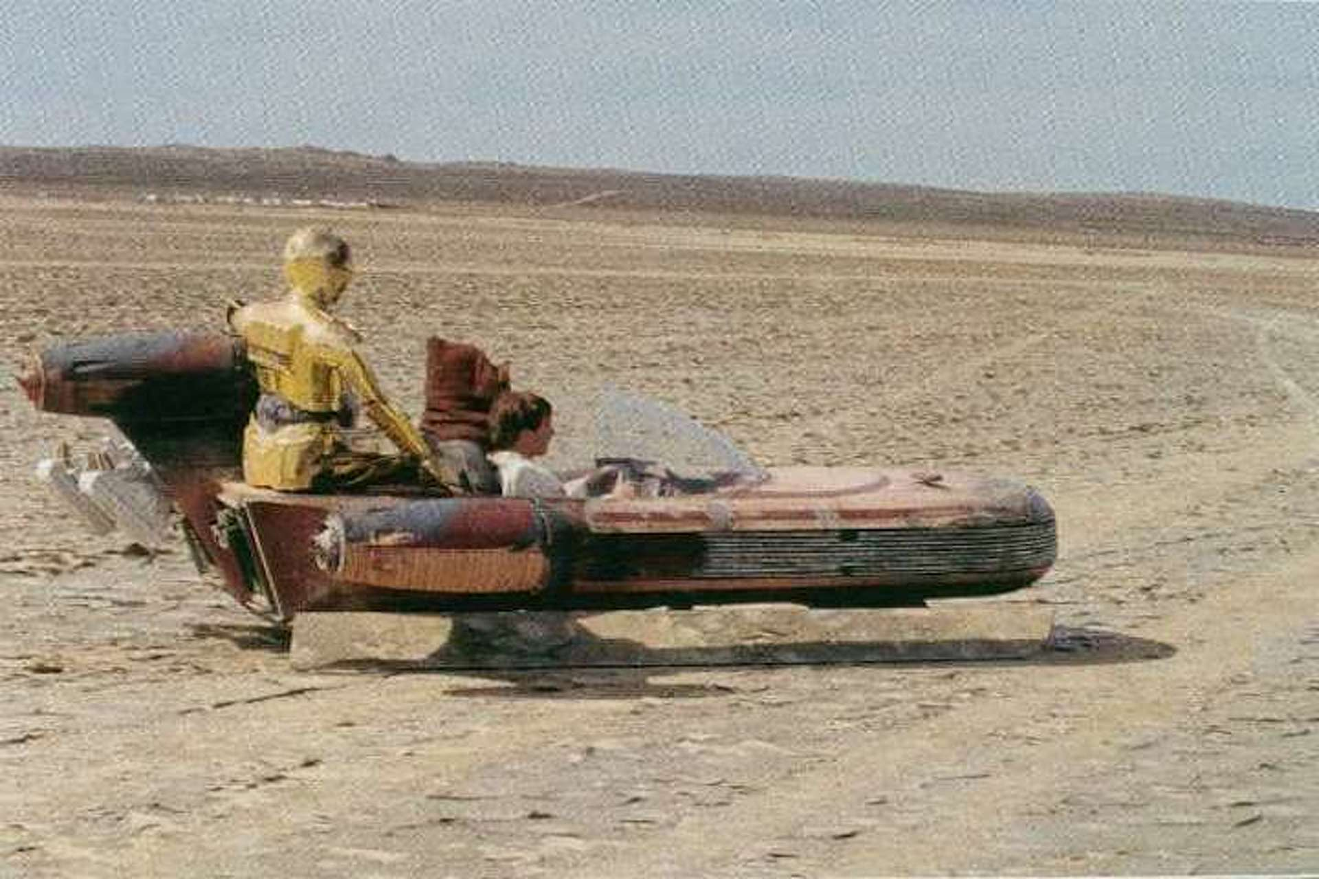 The Star Wars Landspeeder: Will it Ever Really Exist?