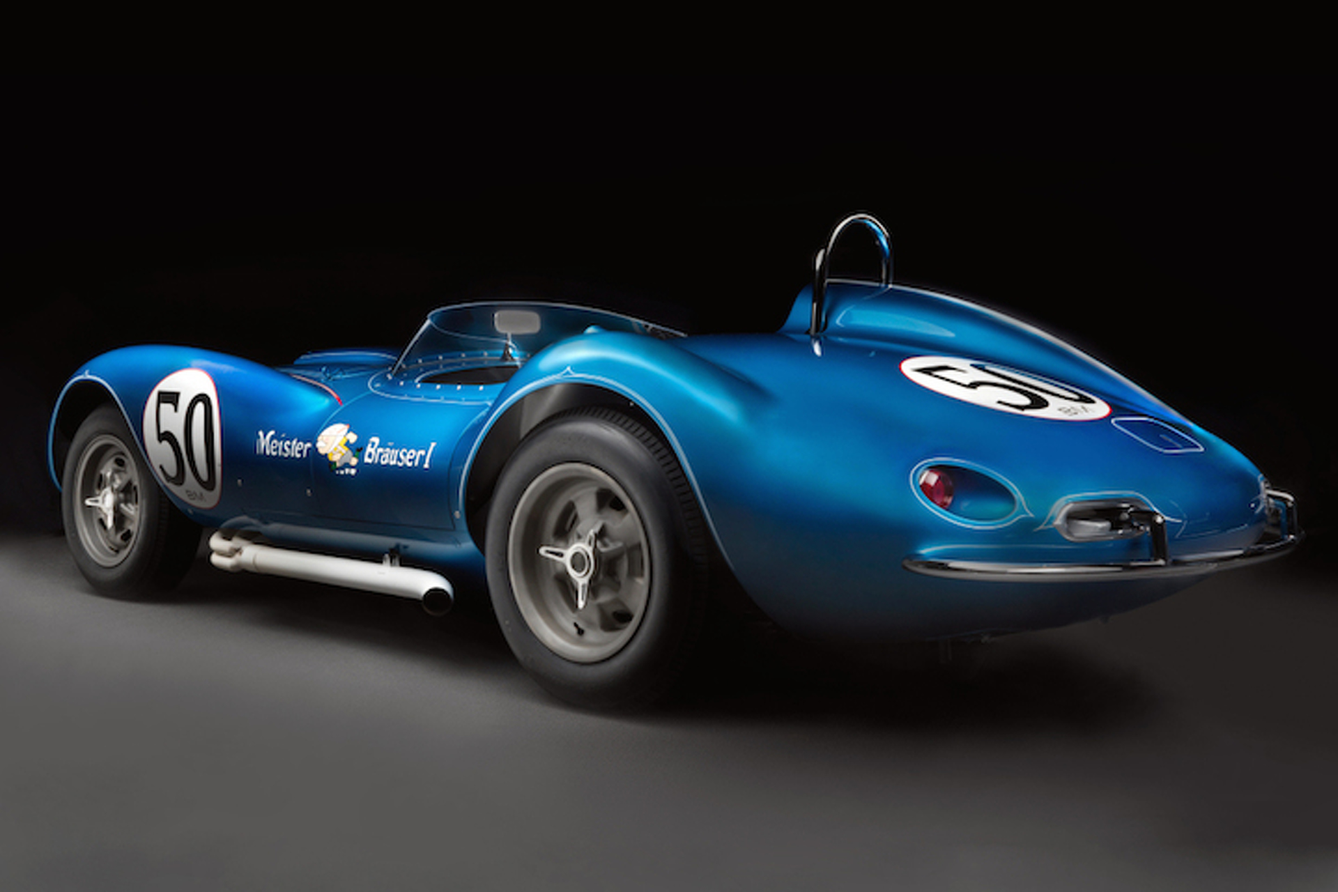 The Scarab: An American Racer with Plenty of Style