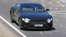 Bentley Continental GT Spy Photos