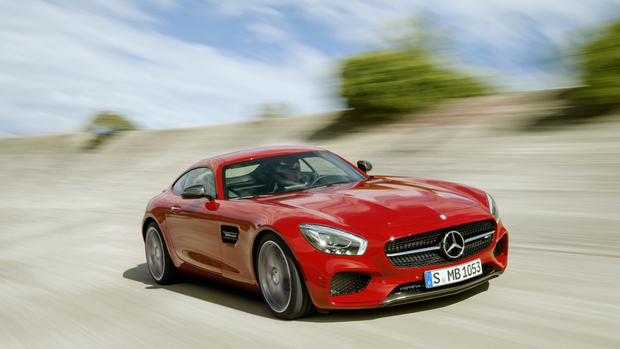 Mercedes-AMG GT starts at $111,200