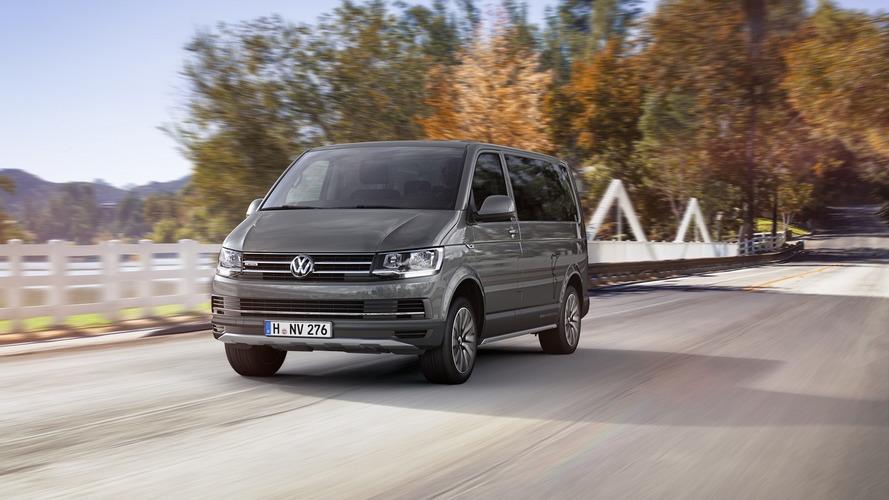 VW Multivan PanAmericana ready for production