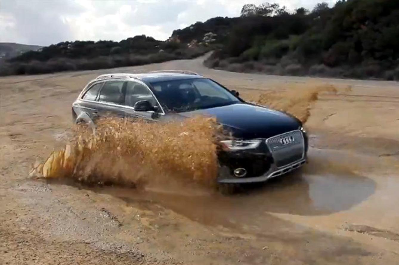 Hooniverse Reviews the 2013 Audi Allroad