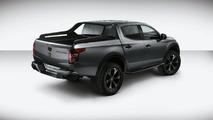 Fiat Fullback show car unveiled in Geneva