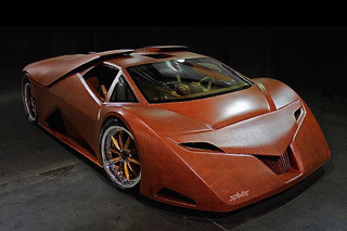 A Supercar Made of Wood? Introducing the 700HP Splinter