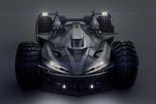 This Amazing Batmobile Concept Might Make Batman Jealous
