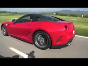 Ferrari 599 GTO :: Incredible Sound!!!