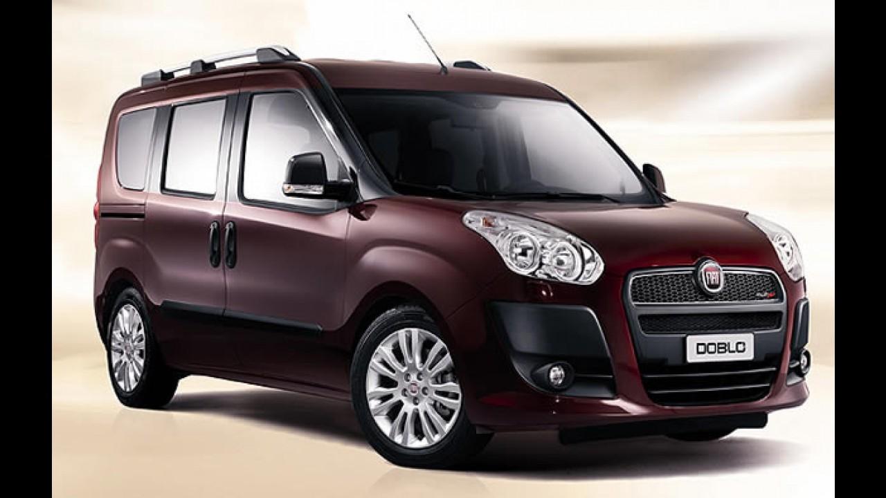 Fiat Doblò: 1 milhão de unidades produzidas