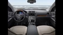 Ford Explorer 2016: visual reestilizado e motores EcoBoost - veja fotos
