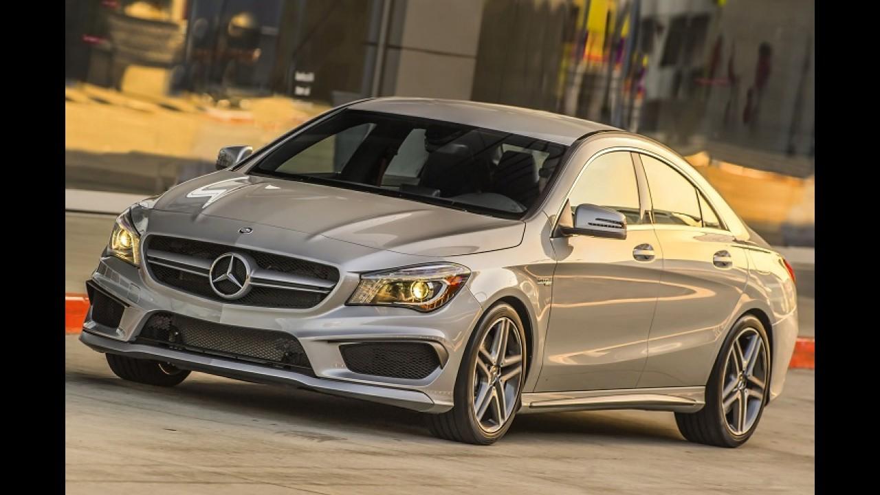 A3 Sedan supera CLA em vendas nos EUA - ambos partem de US$ 29,9 mil