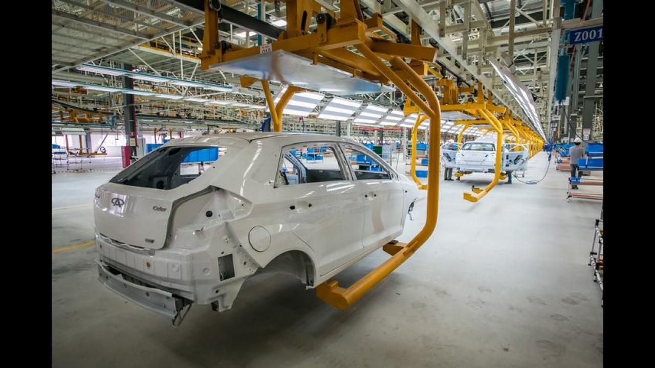Anfavea: SUV's deixarão de ser comerciais leves em 2015; mercado segue em baixa