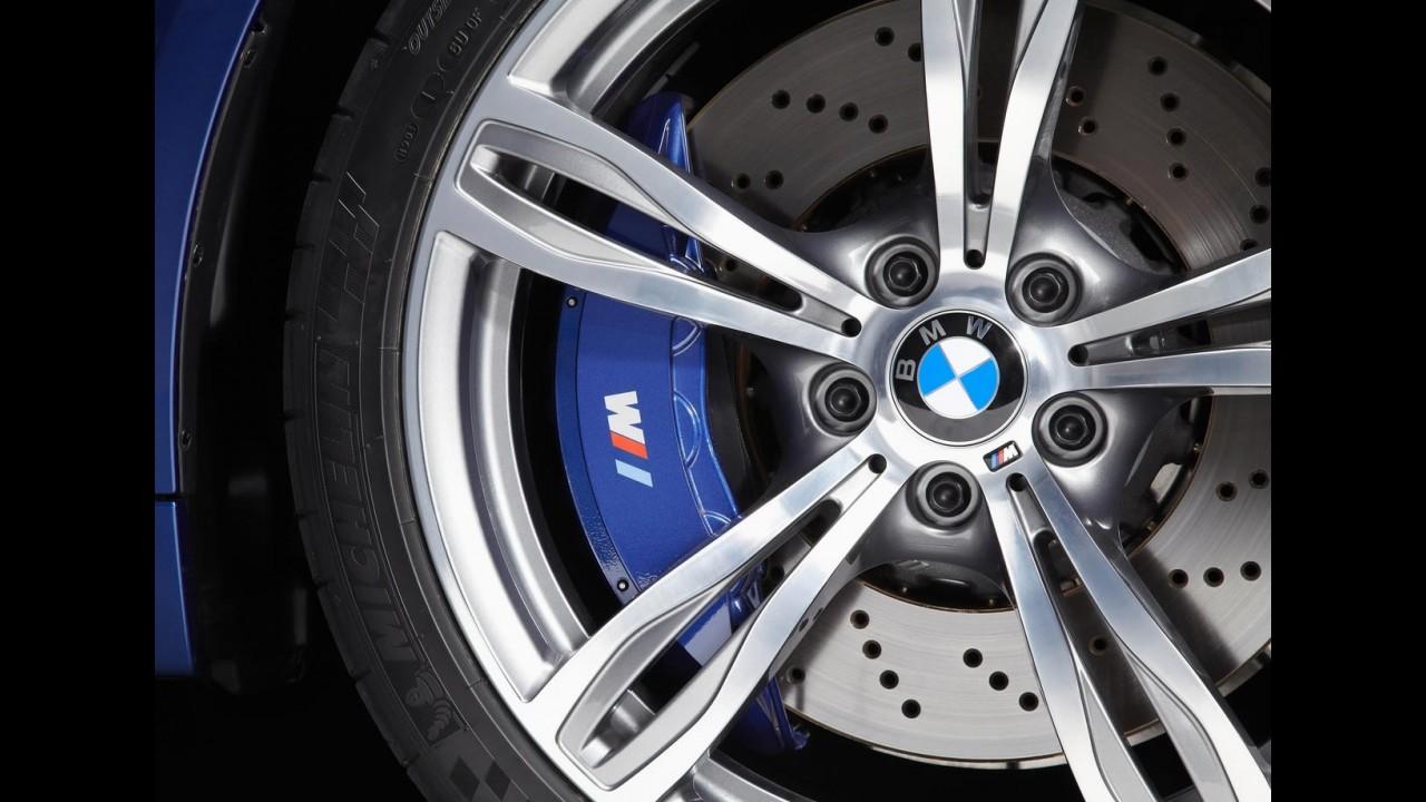 BMW M5 2012 chega ao Brasil em outubro - Versão tem motor V8 de 567 cv
